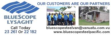 Bluescope Lysaght Vanuatu Ltd